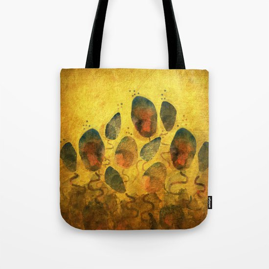Adorned Tote Bag