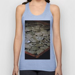 Dreams of Pirate Treasure Unisex Tank Top