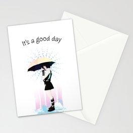 Parapluie Color - 01 Stationery Cards