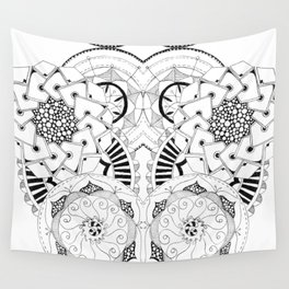 Mandala Series 04 Wall Tapestry