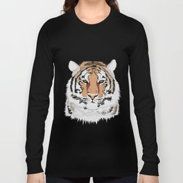 Tiger #Siberian Tiger Long Sleeve T-shirt