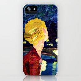 Enjolras in Paris les mis iPhone Case