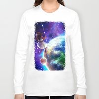 constellation Long Sleeve T-shirts featuring Constellation by J ō v