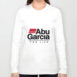 Abu Garcia Long Sleeve Microfiber Performance UPF Fishing Long Sleeve T-shirt