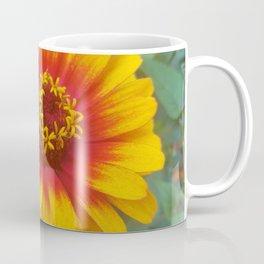 Zinnia on fire Coffee Mug