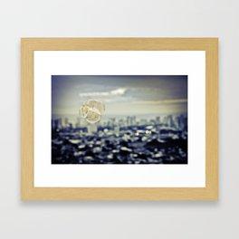 Inner Peace Framed Art Print