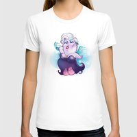 ursula T-shirts featuring Ursula by breakfastjones