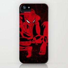 Spidey iPhone Case