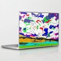 zodiac Laptop & iPad Skins featuring Zodiac by lookiz