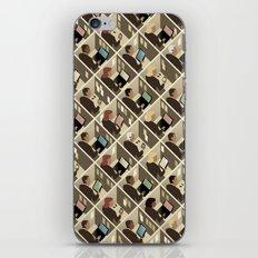 Cubicles iPhone & iPod Skin