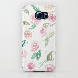 Watercolor Roses iPhone Case