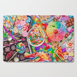 Candylicious Cutting Board