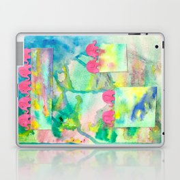 8 Penny the Pink Elephant Laptop & iPad Skin