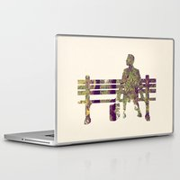 forrest Laptop & iPad Skins featuring Forrest by Ivan Guerrero
