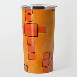 Elsemphiros - mosaic world Travel Mug