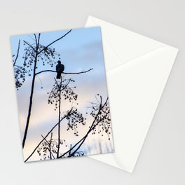 Sunrise Bird Stationery Cards