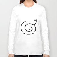 sleep Long Sleeve T-shirts featuring sleep by simon oxley idokungfoo.com