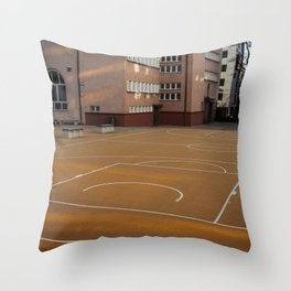 Playground Love Throw Pillow