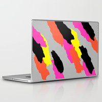 bruno mars Laptop & iPad Skins featuring Mars by Tyler Spangler