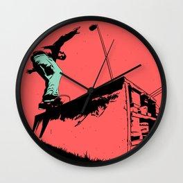 S. K. 06 Wall Clock