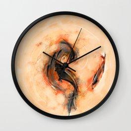 cool sketch 95 Wall Clock