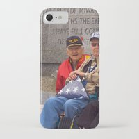 heroes iPhone & iPod Cases featuring Heroes by Anthony M. Davis
