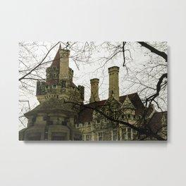 moody - Casa Loma Metal Print
