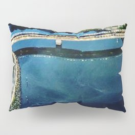 Heart of the Love River at Day Pillow Sham