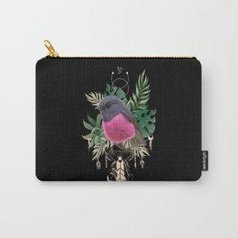 Tropical Bird Motif Gift Idea Design Motif Carry-All Pouch