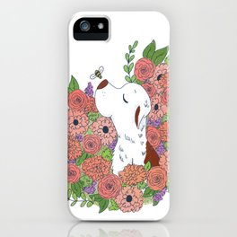 Marti Flower iPhone Case
