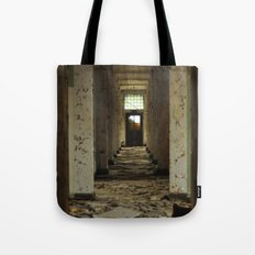 Exit Through the Doorway Tote Bag