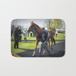 A Day At The Races Bath Mat