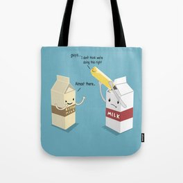 How to Make Buttermilk Tote Bag