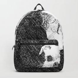 St: Simeon Griffon Bruxellois 10 Backpack