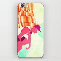 Ocean Noise iPhone & iPod Skin