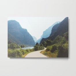 Hanging Lake Trailhead, CO Metal Print