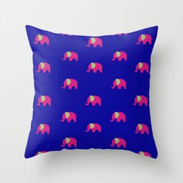 Darling Elie Throw Pillow