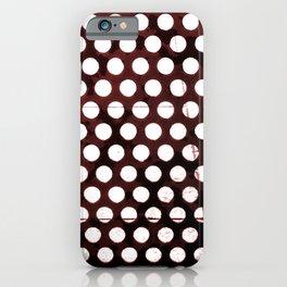 Metal Dots iPhone Case