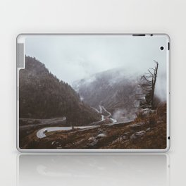 Cars and Curves Laptop & iPad Skin