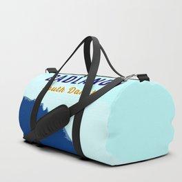 South Dakota Travel Duffle Bag