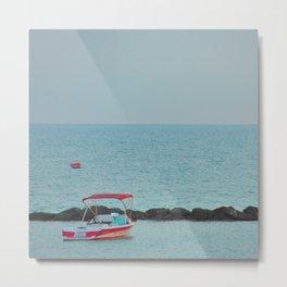 Between Sea and Sky Metal Print