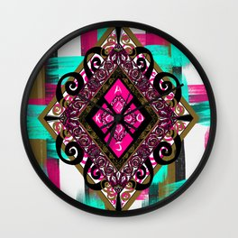 Royal Diamond Wall Clock