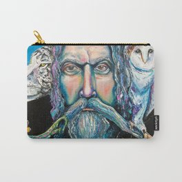 KEEPER OF THE WOOD Carry-All Pouch