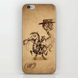 #8 iPhone Skin