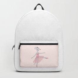 illusima Ballerina Mouse Backpack