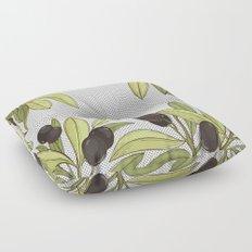 Olive Comfort Floor Pillow