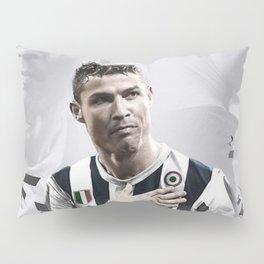 Cristiano Ronaldo Juve Pillow Sham