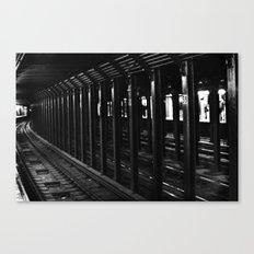 59th Street Subway Station No. 2 Canvas Print
