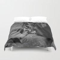 utah Duvet Covers featuring Slot Canyon, Utah by Lost In Nature