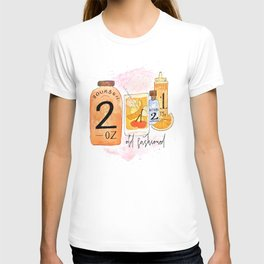An Old Fashioned Cocktail T-shirt